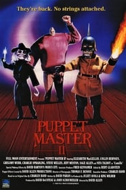 Poster for Puppet Master II