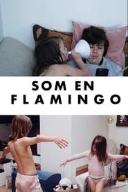 Som en flamingo