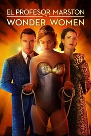 El profesor Marston y Wonder Women (2017) Full HD 1080p Latino