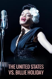 The United States vs. Billie Holiday (2021) poster