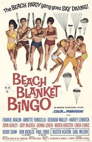 Beach Blanket Bingo (1965)