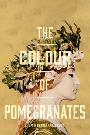 DVD cover image for The color of pomegranates
