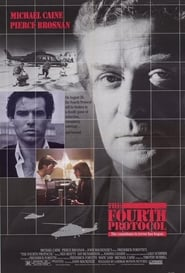 Poster The Fourth Protocol 1987
