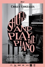 Poster Shut Up and Play the Piano
