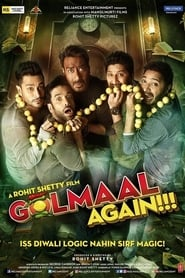 Golmaal Again (2017) Hindi DvDRip
