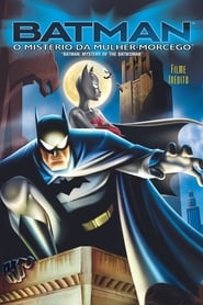 Poster de Batman: Mystery of the Batwoman (2003)