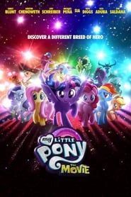 My Little Pony: The Movie (2017) Online Latino Descargar