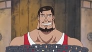 One Piece Season 9 Episode 331 : Hot Full Throttle! The Twin's Magnetic Power Drawing Near!
