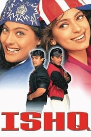 Ishq 1997 Hindi Movie WebRip 400mb 480p 1.2GB 720p 5GB 1080p