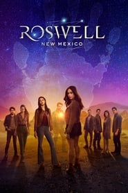 Poster Roswell, New Mexico 2020