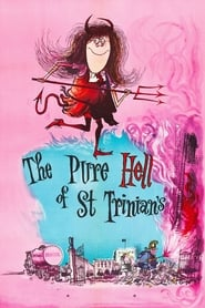 Poster The Pure Hell of St. Trinian's 1960