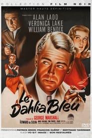 Le Dahlia bleu