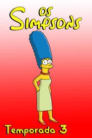 Os Simpsons: 3 Temporada