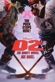View D2: The Mighty Ducks (1994) Movies poster on Fmovies