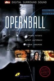 Poster Opera ball 1998
