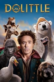 Doctor Dolittle (2020) 4K UHD HDR Latino