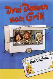 Drei Damen vom Grill