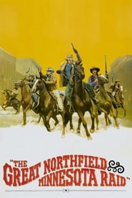 Poster The Great Northfield Minnesota Raid 1972
