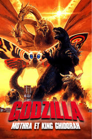 Godzilla, Mothra and King Ghidorah: Giant Monsters All-Out Attack en streaming