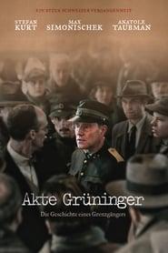 Poster Akte Grüninger 2014
