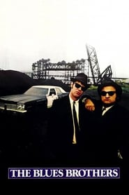 Poster The Blues Brothers 1980