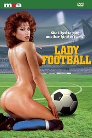 Poster Lady Football 1983