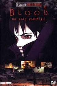 Poster Blood: The Last Vampire 2000