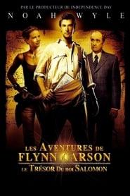 Les Aventures de Flynn Carson : Le Trésor du roi Salomon