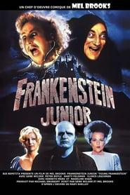 Poster Frankenstein Junior 1974