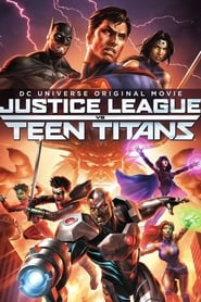 Justice League vs. Teen Titans (2016) Bluray 480p, 720p