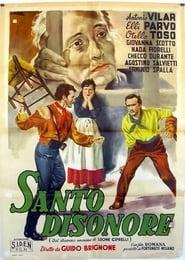 Santo disonore 1950