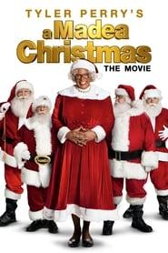 Poster A Madea Christmas 2013