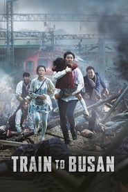 Poster for Train to Busan