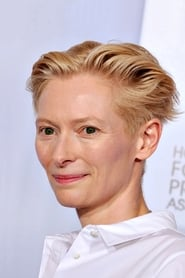 Portrait of Tilda Swinton
