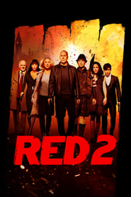 Poster for RED 2