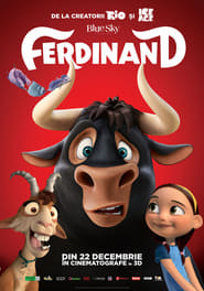 Ferdinand (2017) dublat in romana