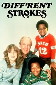 Poster Diff'rent Strokes 1986
