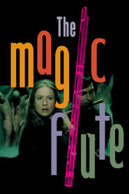 DVD cover image for The Magic flute