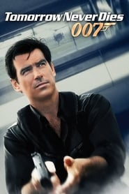 Poster Tomorrow Never Dies 1997