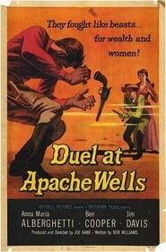 Duel at Apache Wells poster