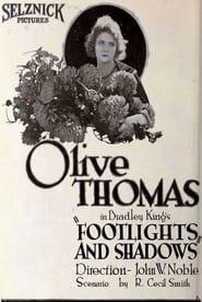 Footlights and Shadows 1920