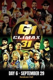 NJPW G1 Climax 31: Day 6 2021