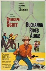 Affiche de Film Buchanan Rides Alone
