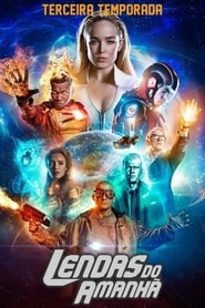 DCs Legends of Tomorrow 3º Temporada (2017) Blu-Ray 720p Download Torrent Dub e Leg