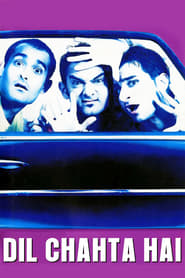 Dil Chahta Hai (2001) Hindi BluRay 480P 720P Gdrive