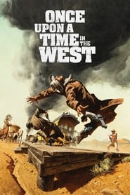 Poster for Once Upon a Time in the West