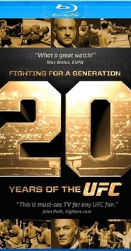 Watch Fighting for a Generation: 20 Years of the UFC (2013) Fmovies