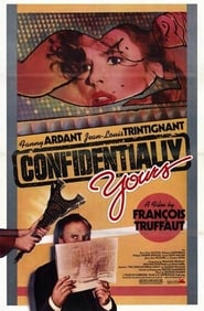 Poster Confidentially Yours 1983