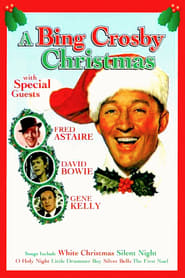 Poster A Bing Crosby Christmas 1998
