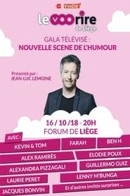 Festival International du Rire de Liège 2018 – La Nouvelle Scène